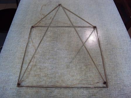 Активные резонаторы - Фотоальбомы - Пирамиды своими руками